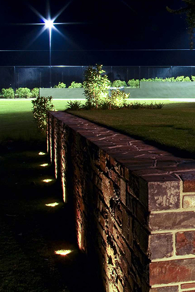 Gardens at Night Project in Focus Outdoor Lighting Mainridge 5