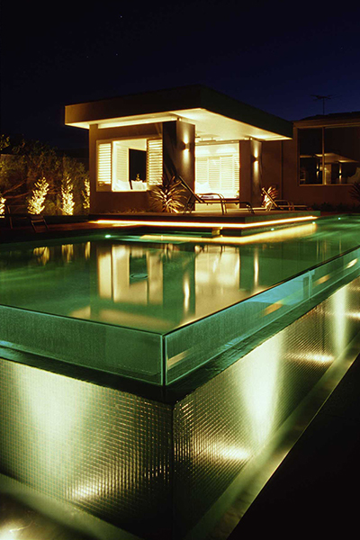 Gardens at Night Project in Focus Outdoor Lighting Portsea 5
