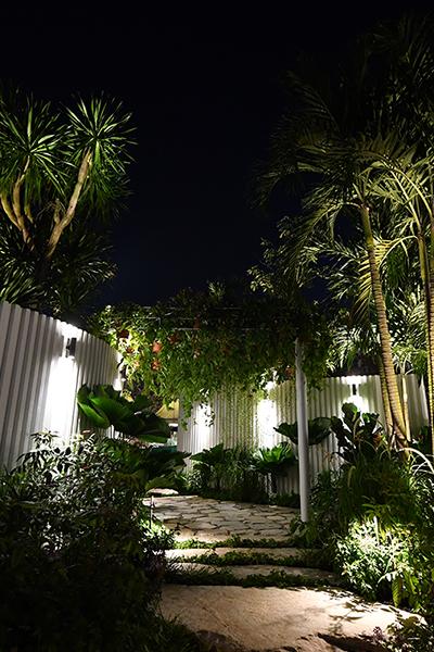 Gardens at Night Singapore Garden Festival 2018 outdoor lighting 4