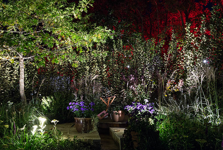 MIFGS 2018 Gardens by Twilight Gardens at Night 10