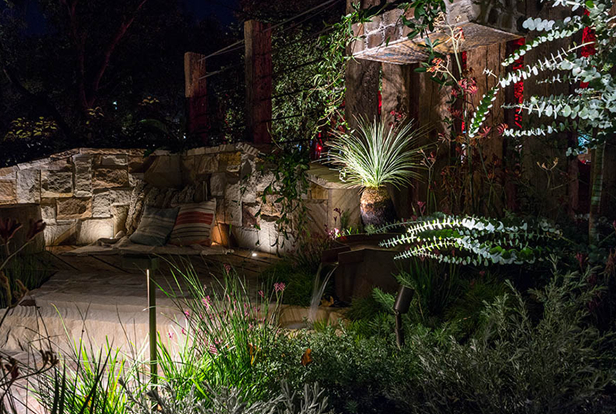 MIFGS 2018 Gardens by Twilight Gardens at Night 11