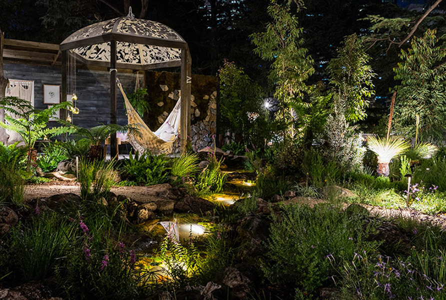 MIFGS 2018 Gardens by Twilight Gardens at Night 20
