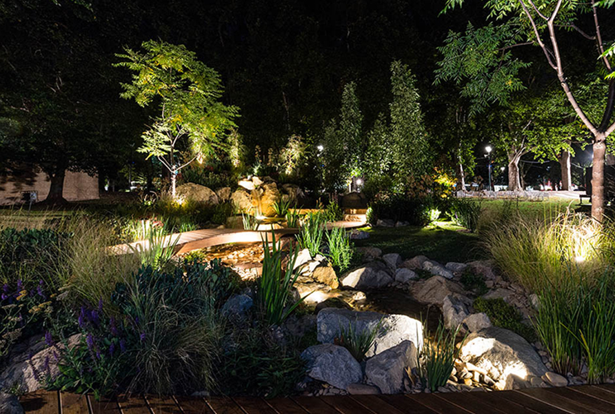 MIFGS 2018 Gardens by Twilight Gardens at Night 21