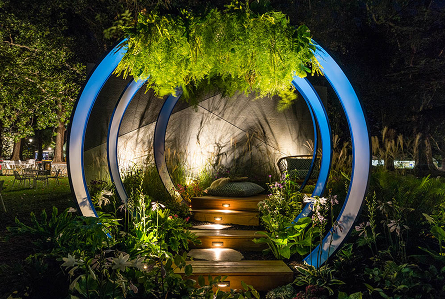 MIFGS 2018 Gardens by Twilight Gardens at Night 22