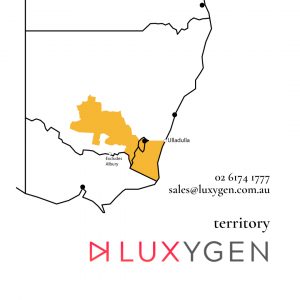Gardens at Night new distributor Luxygen ACT Australia